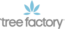 Tree Factory – Cannabis Delivery Logo