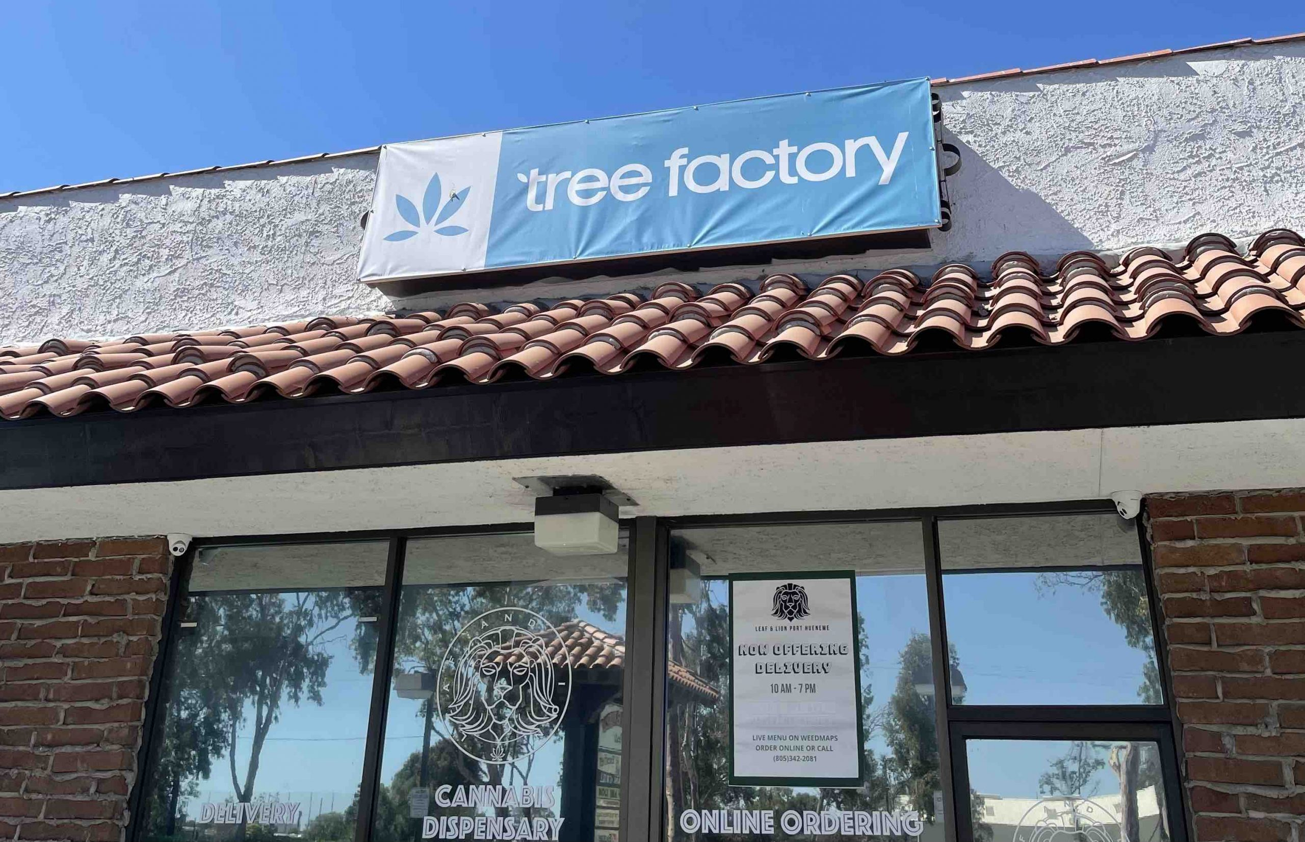 Tree Factory's Flagship Dispensary In Port Hueneme Is Now Open