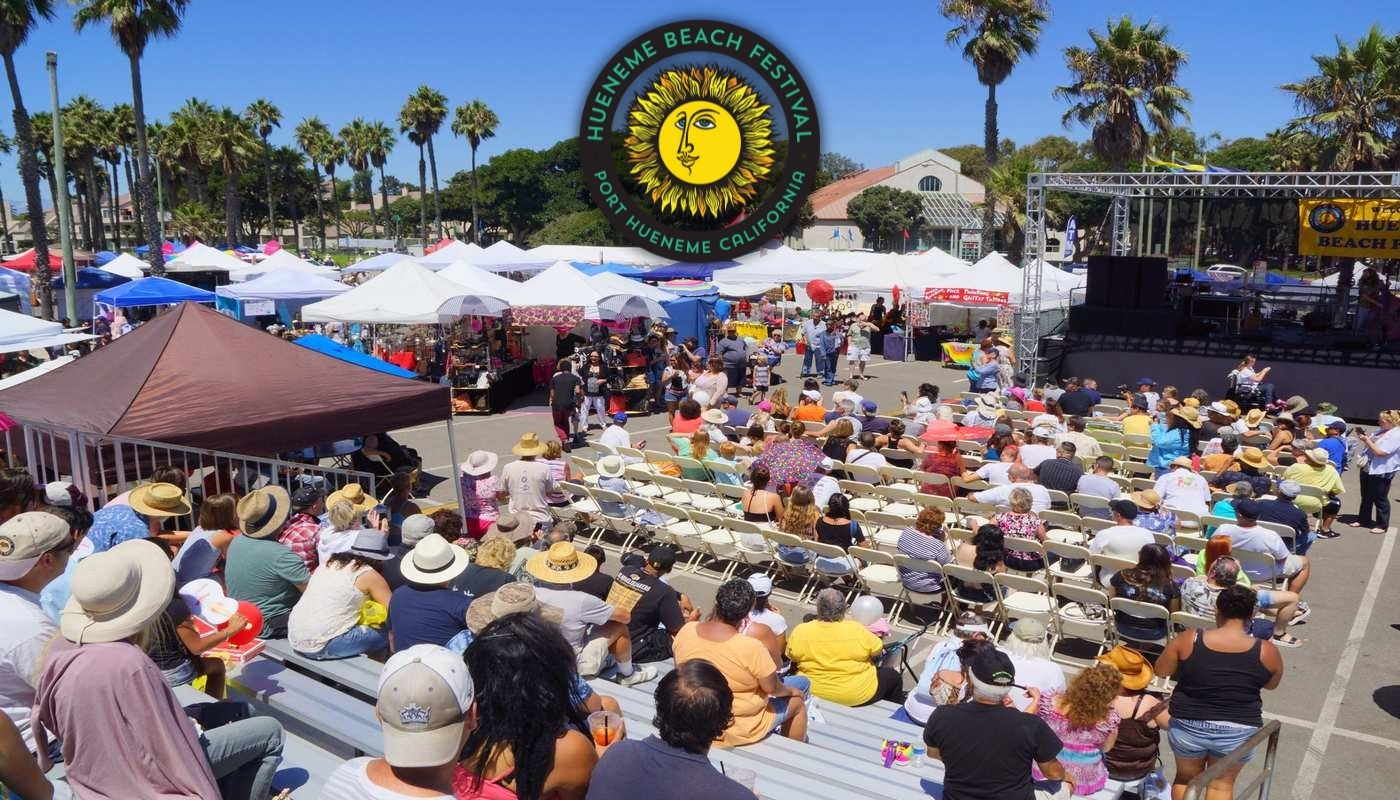 Hueneme Beach Festival Returns After Six Long Years To Celebrate Summer
