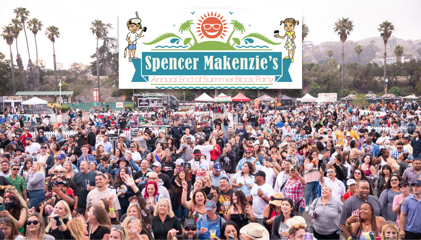 Spencer Makenzie's End of Summer Block Party Will Be Two Nights Of Live Music And Entertainment