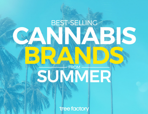 Best-Selling Cannabis Brands From Summer At Tree Factory